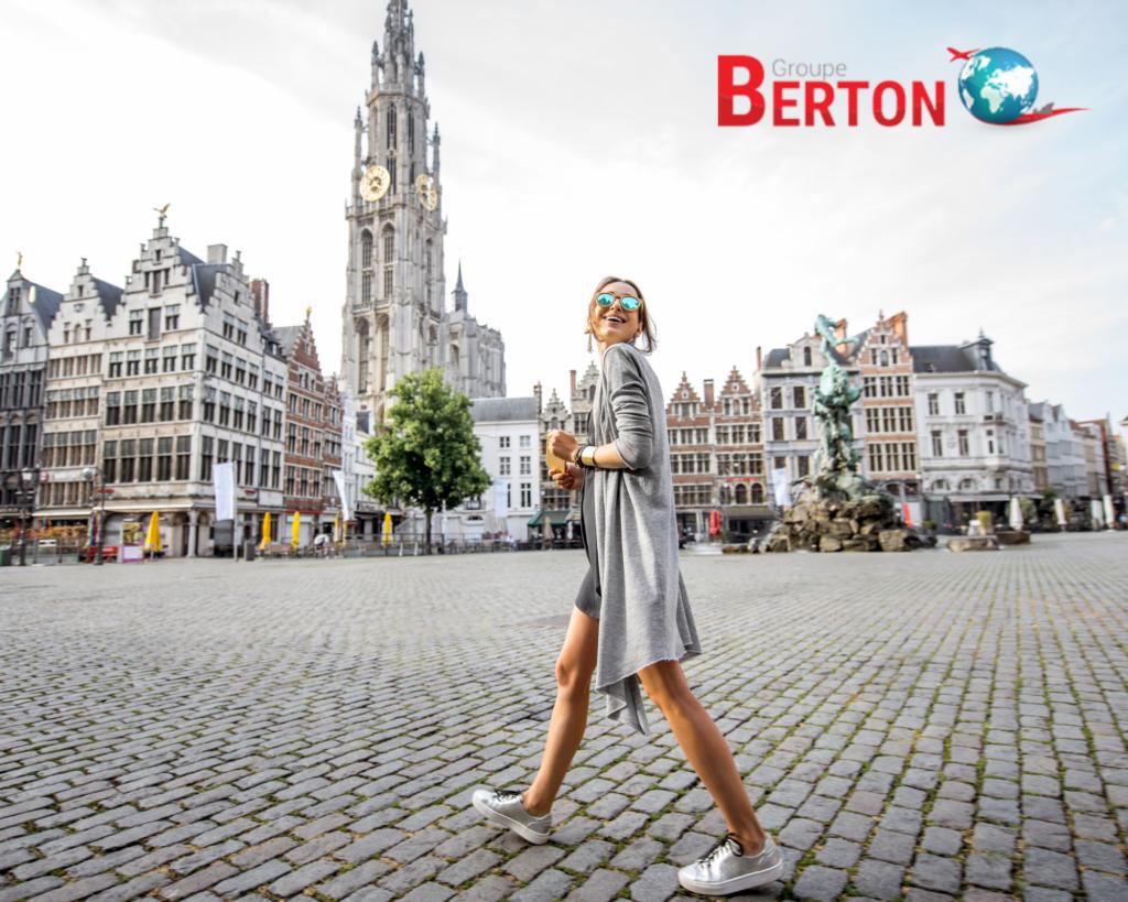 déménagement Belgique