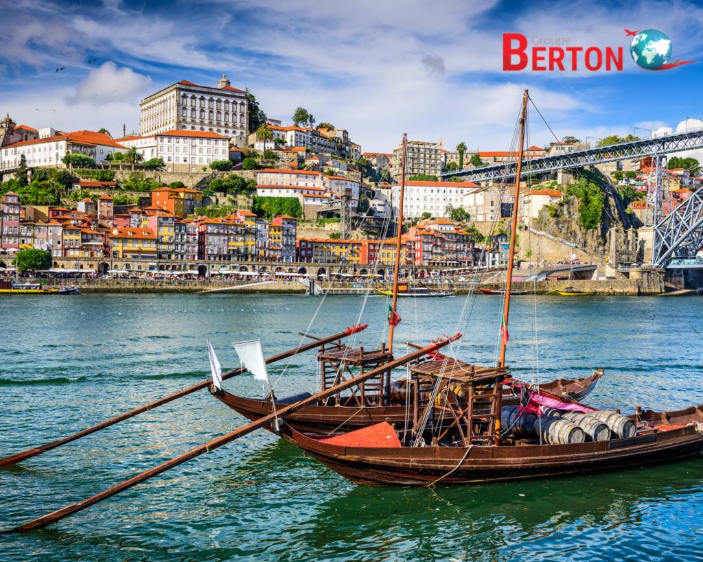 déménagement Porto